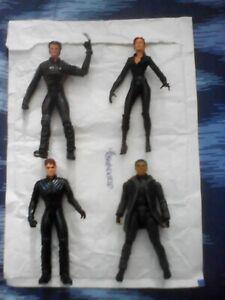 X-Men Movie Action Figures