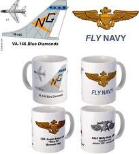 "VA-146 ""Blue Diamond"" A-7 Corsair mug"