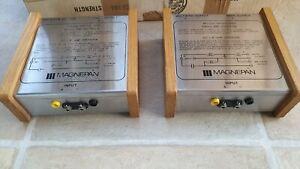 Magnapan MG-IIIa Crossovers - One pair