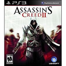 Assassin's Creed II Greatest Hits Edition For PlayStation 3 PS3 Fighting 5E