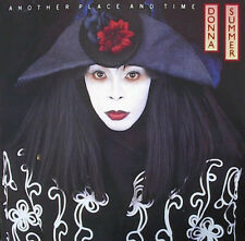 DONNA SUMMER – ANOTHER PLACE AND TIME - Vinyl LP Album, Funk/Soul,