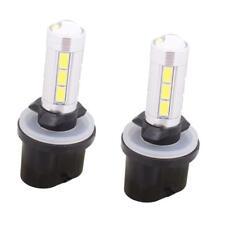 2X 880-5630-14SMD 6000K LED Car Fog Driving Light Headlight Bulb Replacement