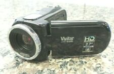 "VIVITAR DVR 910HD 2.7"" LCD MONITOR 4X DIGITAL ZOOM  (B60876-2  I LOC. Z-7)"