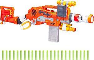 Scravenger Nerf Zombie Strike Toy Blaster Dart 2-Clips X 40Mm Hasbro DEALS