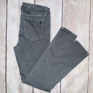 Black Orchid Gray Jude Mid Rise Super Skinny Denim Jeans Size 30