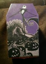 The Nightmare Before Christmas Coffin Musical Jewelry Box Jack's Obsession