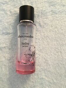 Empty Bottle Rare Abercrombie KIds Hadley Perfume Spray 1.0 oz.