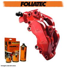 Foliatec Kit Vernice Pinze Freno Alte Temperature - ROSSO LUCIDO