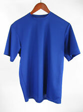 Reebok Mens Crossfit Performance Crew Neck S/S Royal Blue Shirt size S