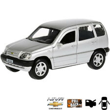 Diecast Vehicles Scale 1:36 Chevrolet Niva Russian Model Car