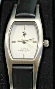 U.S. Polo Association Wrist Watch with Box & Guarantee