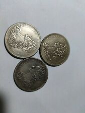More details for 3 x three british coins king george ii 1735, 1734, 1732 one crown