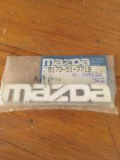 Mazda Decals Badges