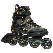 Roller Derby Aerio Q-60 Inline Roller Skates Rollerblades Blades US Mens sz 10