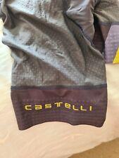 Castelli Free Aero Race 4 Bib Shorts ((LARGE)  Dark steel blue aka grey!