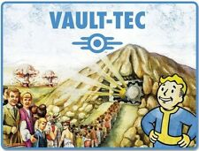 Officially Licensed Fallout Vault Tec Blanket