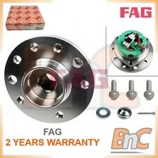 FAG FRONT WHEEL BEARING KIT OPEL VAUXHALL CHEVROLET OEM 713644060 09117622