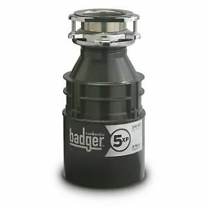 InSinkErator Badger 3/4 HP Continuous Feed Garbage Disposal (INK1034)