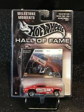 Hot Wheels~2003~Hall Of Fame~Mongoose~Milestone Moments~Tom McEwen~RealRiders