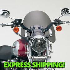 Harley Fat Boy / Lo FLSTF FLSTFB Switchblade Windshield Deflector CLEAR + MOUNT