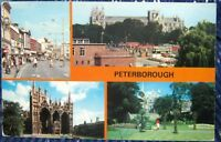 England Peterborough Multi-view - posted 1983