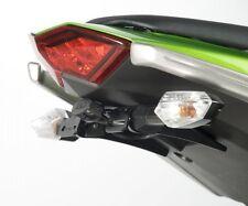 Kawasaki Z1000 2010-2013 black R&G racing tail tidy licence plate holder bracket
