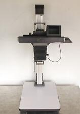 Polaroid MP-4 Land Camera Enlarger / Documentation Stand + Tominon 135mm f4.5