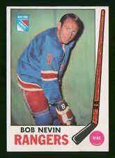 BOB NEVIN 1969-70 TOPPS 69-70 NO 40 VGEX+  35080