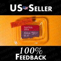 Samsung Galaxy S8 &S7 Sandisk 64GB Micro SD Card 95MB/s (USA 1st Class Shipping)