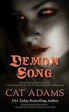 Demon Song 3 by Cat Adams (2011, Paperback)