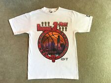 Vintage Chicago Bulls 1998 Repeat 3 Peat NBA Champions T-Shirt XL Mint!