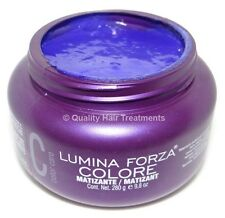 Tec Italy Lumina Forza Matizante Color Treatment Booster For Blonde Hair 9 8 Oz