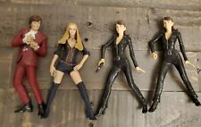 Austin Powers 6 Inch Figures | 4 figure mixed Lot