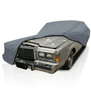 [CCT] 4 Layer Weather/Waterproof Full Car Cover For Lincoln Town Car [1981-1989]