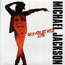 SEALED NEW LP Michael Jackson - Greatest Hits Live