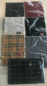 CHOICE Valentini Italy Men's Wool Scarf Wool Scarves Italian NEW