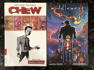 Middlewest Volume One TPB 2019 Skottie Young & Chew Vol 1 Taster's Choice TPB
