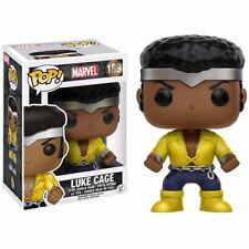 Classic Luke Cage Exclusive Variant Pop Figure Marvel 189 Power Man New Mint MIB