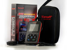 iCarsoft i910 OBD Deep Diagnostics Motor ABS Airbag PDC Remove Read for BMW
