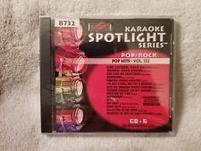 Sound Choice Karaoke Spotlight Series CD+G Pop/Rock - Pop Hits - Vol. 132 - 8732