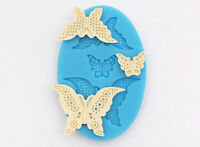 Czech Fondant Silicone Leaf Mold Forma de Silicone Fondant Cake Decorating Tools