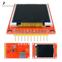 "1.8"" LCD Display 128x160 Module TFT Board SPI SD Card AVR PIC ARM STM-32 ST7735"