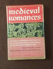 Medieval Romances Modern Library 1957