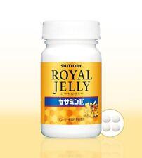 SUNTORY Royal Jelly + Sesamin E 120 tablets 30days ◆F/S+Tracking No.◆From Japan◆