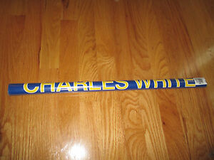 1987 CHARLES WHITE No 93 LOS ANGELES RAMS Starline Poster SEALED