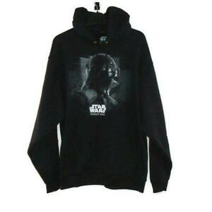 Star Wars Darth Vader Hoodie L Rogue One Black