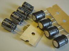 8 pcs MCZ 1500uF 6,3V Rubycon PC-Capacitor 10x12.5 RM 5+105°C NEU Kondensator