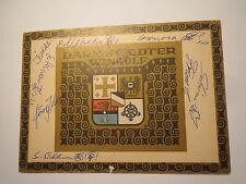 Darmstadt - Wingolf - Wappen - 1995 / Studentika
