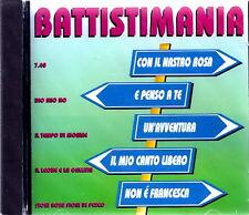 MASTERSOUND - Battistimania 1994 CD Nuovo SIGILLATO