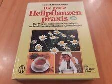 Die Große Heilpflanzen Praxis.  Buch